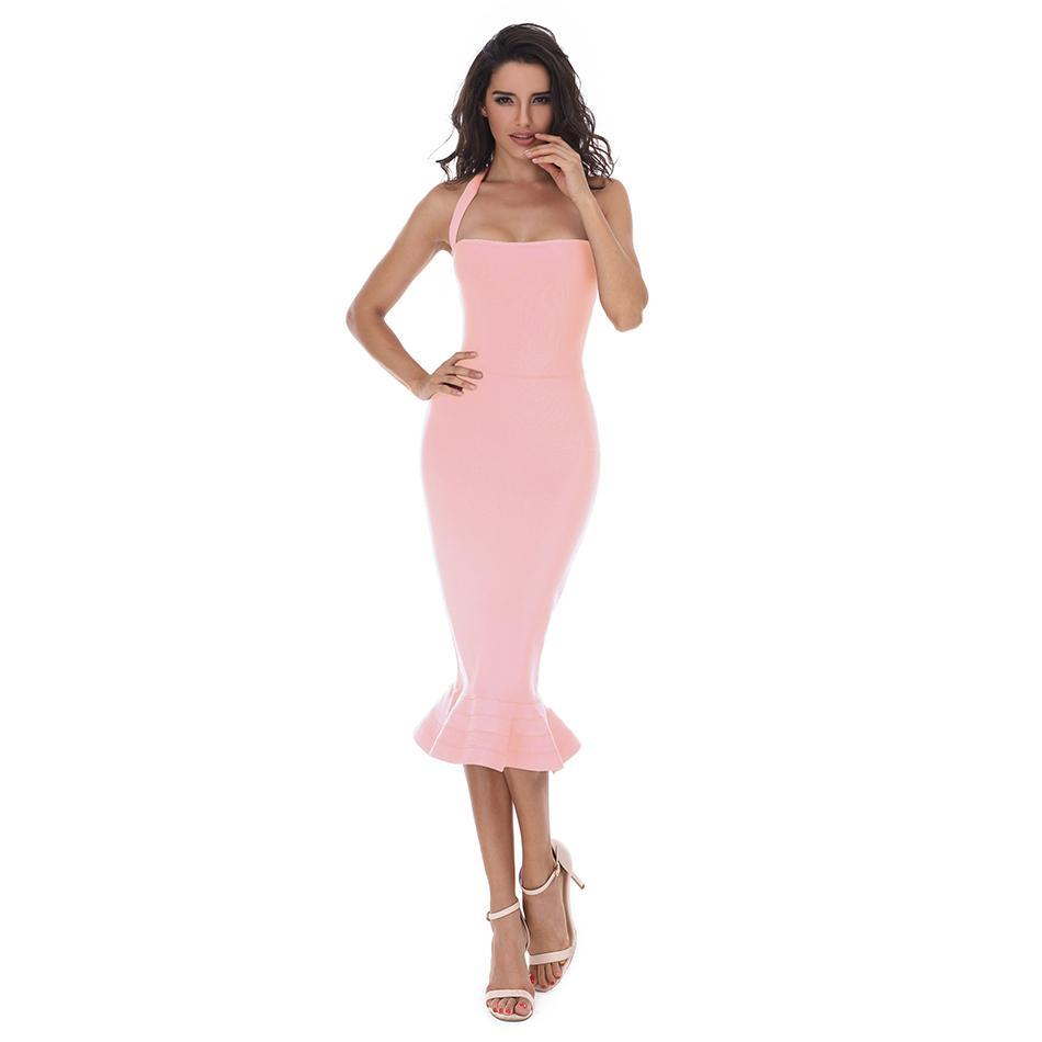 Aylin Bandage Dress