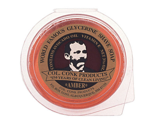 Glycerin Shave Soap