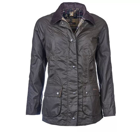 Barbour Women's Classic Beadnell Waxed Jacket