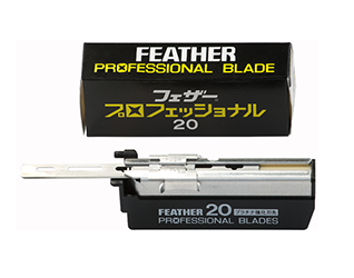 Feather Professional Blades 20-Pack