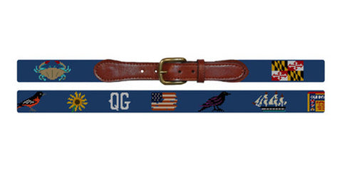 Exclusive QG Custom Maryland Life Belt