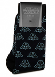 Star Wars Black Darth Vader Socks