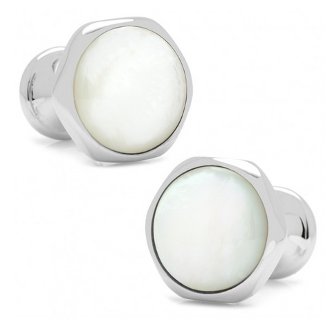 Magnetic Bloom Cufflinks