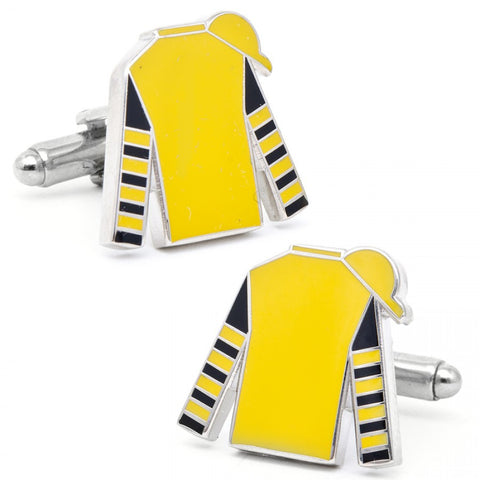 Jockey Silk Cufflinks