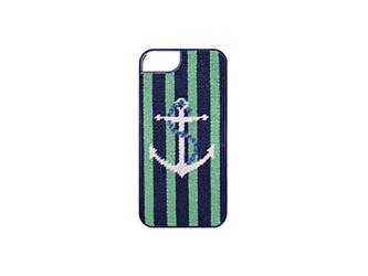 Smathers & Branson Striped Anchor iPhone 6 Case