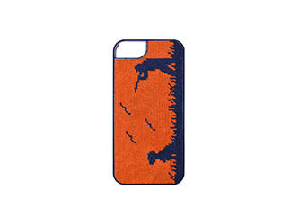 Bird Hunter Needlepoint iPhone 6 Case