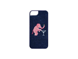 Smathers & Branson Elephant Martini iPhone 6 Case