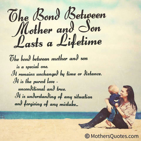 Mother Son Quotes And Sayings Mugkingdom Custom Mother And Son Quotes And Sayings