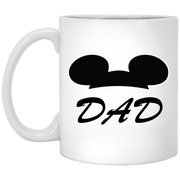 Dad Mom Coffee Mug