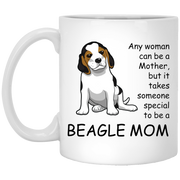 Beagle Mom Coffee Mug