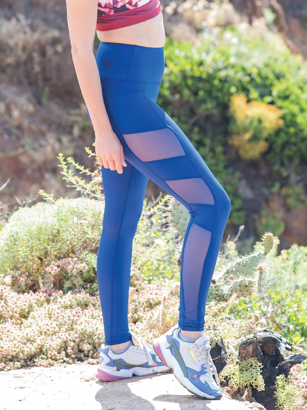 Rider Leggings - Navy