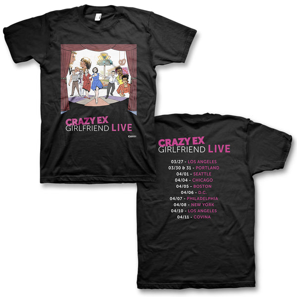CXG Live T-Shirt (Black)