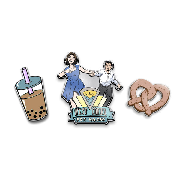 CXG Pin Set