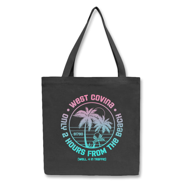 West Covina Tote Bag