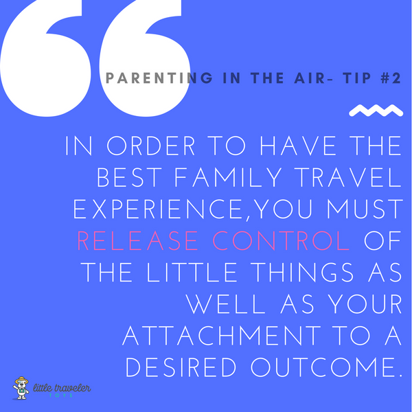 Parenting in the Air