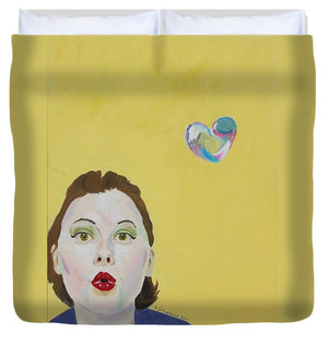 You Are Loved - Duvet Cover