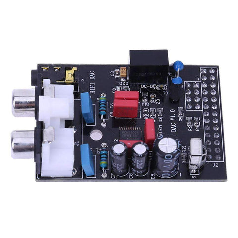 1 pc HIFI DAC HIFI Sound Card High-end Digital Chip For Raspberry Pi B Version