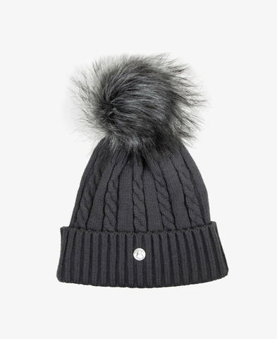PSOS Knitted Hat - Samantha Anthracite