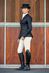 BARE Youth Competition Tights - Stone