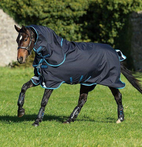 Horseware Amigo Bravo 12 Plus Turnout Lite DF