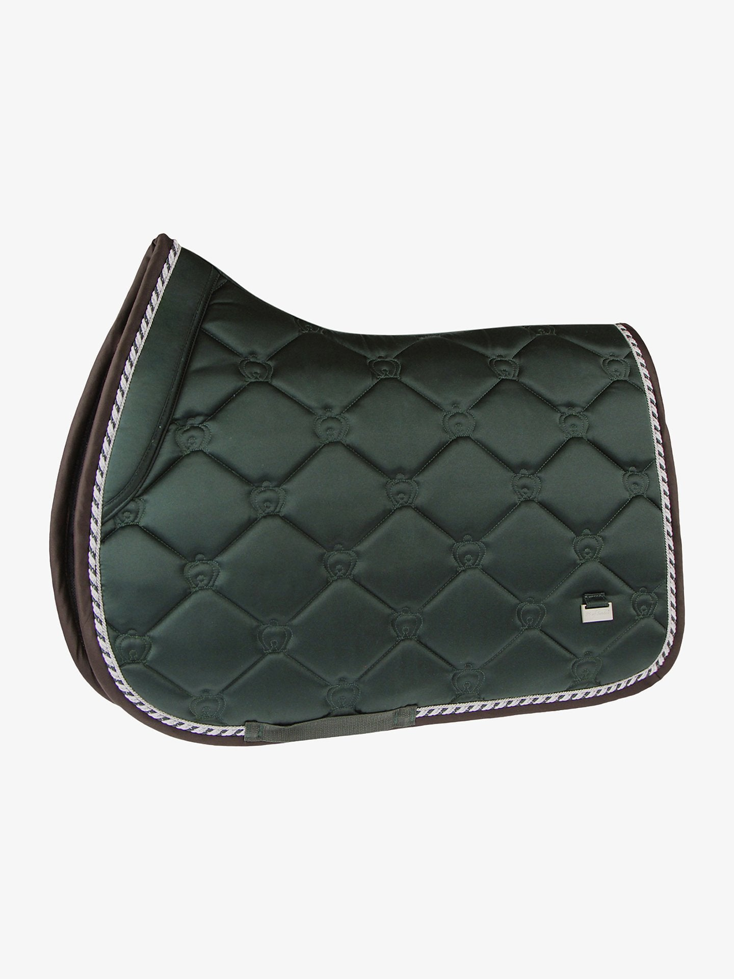 "PSOS Jump Saddle Pad Emerald - ""Dreams do come true"""