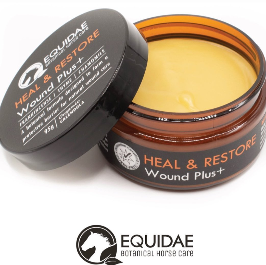 Equidae HEAL & RESTORE Wound Plus+ 95g