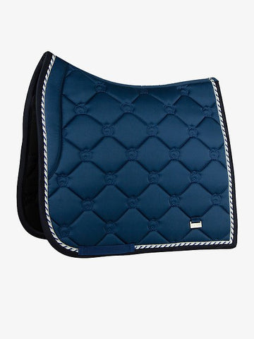 PSOS Dressage Saddle pad Neptuna - We shall go on to the end