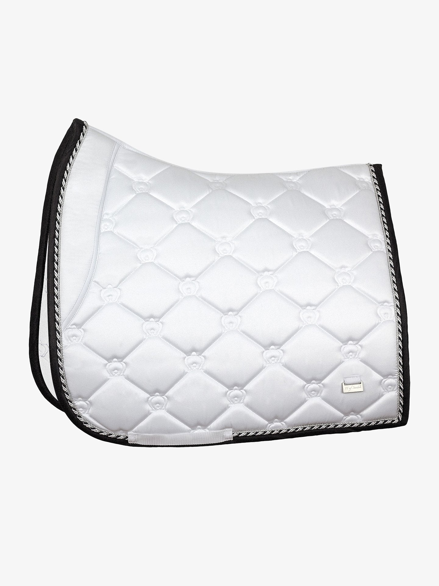 "PSOS Dressage Saddle Pad Winning Round - ""Watch the Queen Conquer"""