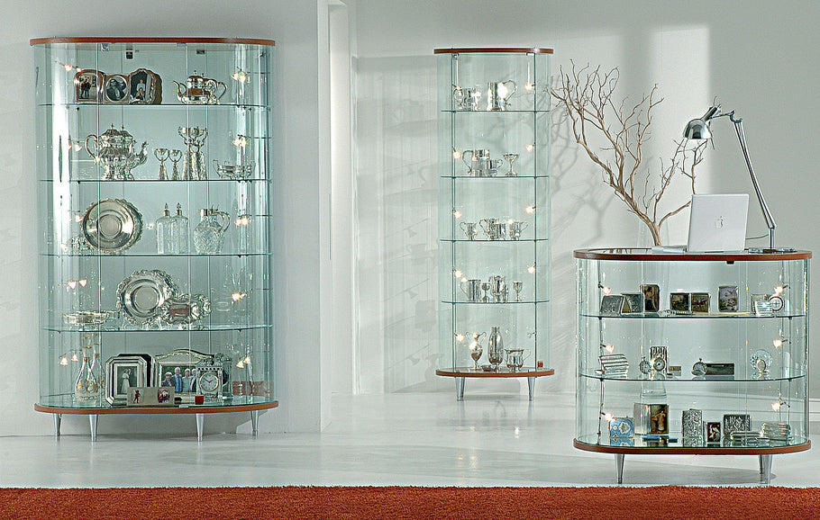 A Complete Guide to Different Types of Display Cabinets