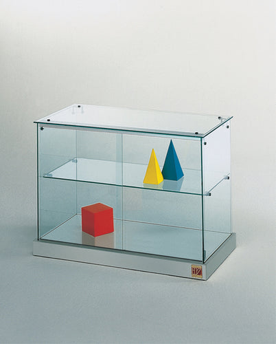 Premier 190B Countertop Glass Display Unit