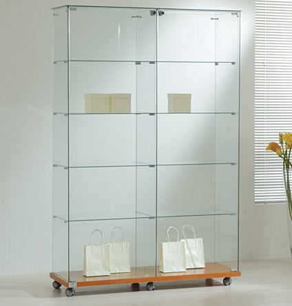 Premier Lite 12.18 Glass Display Cabinet