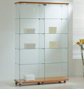 Premier Lite 12.18L Glass Display Cabinet