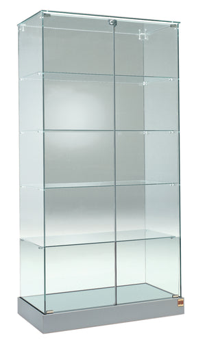 Premier 130 Display Glass Showcase