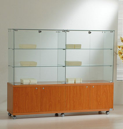 Premier Lite 16.14M Display Case with Storage