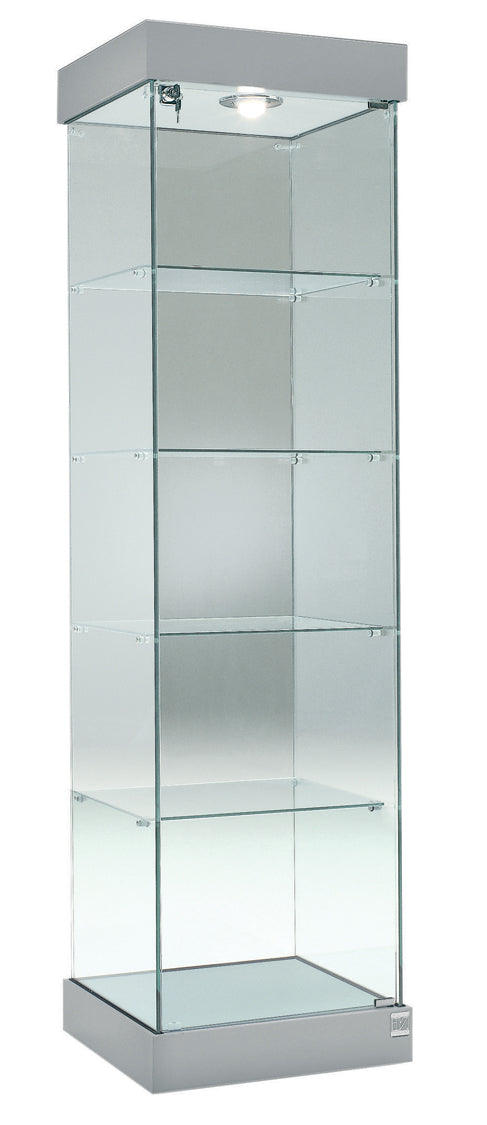Premier 181 Slim Display Case with Lighting