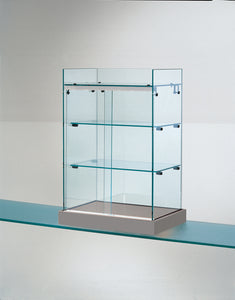Premier 190F Small Countertop Display Case