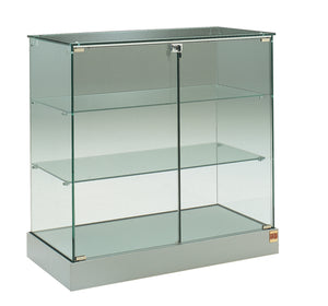 Premier 20 Small Glass Top Display Counter