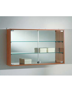Premier Lite 80.50 Lockable Glass Wall Unit