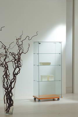 Premier Lite 6.14 Glass Display Cabinet