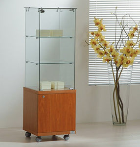 Premier Lite 4.14M Glass Display Case & Storage