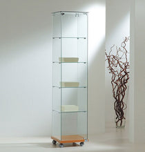 Premier Lite 4.18 Glass Display Cabinet