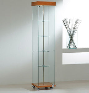 Premier Lite 4.18G Rotating Shelf Display Case