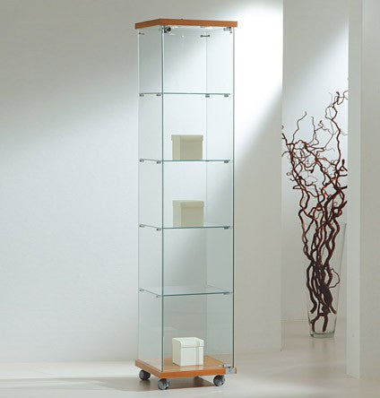 Premier Lite 4.18L Glass Display Cabinet