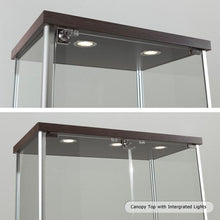 Premier Lite 8.18L Glass Display Cabinet