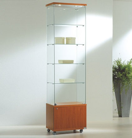Premier Lite 6.22M Tall Glass Display Showcase
