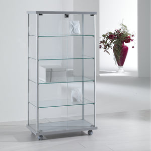 Fusion 73.14 Mid Height Display Cabinet