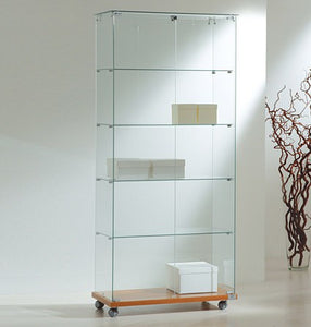 Premier Lite 8.18 Glass Display Cabinet