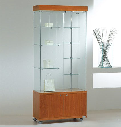 Premier Lite 8.18GM Split Rotating Display Cabinet