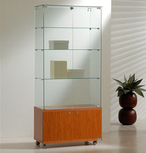 Premier Lite 8.18M Display Cabinet & Cupboard