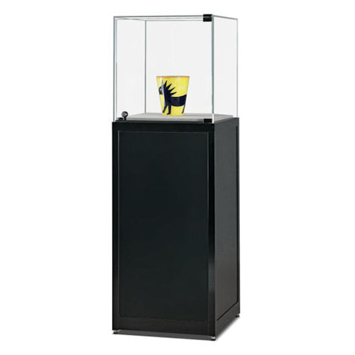 Nexus SV1 500 Pedestal with glass top and hinged door